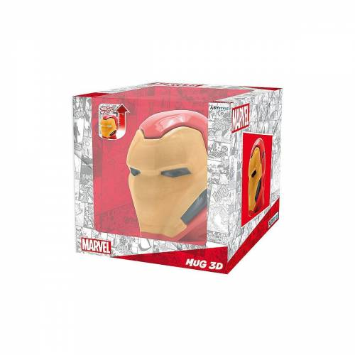 MARVEL Tasse »Tasse Iron Man 3D«