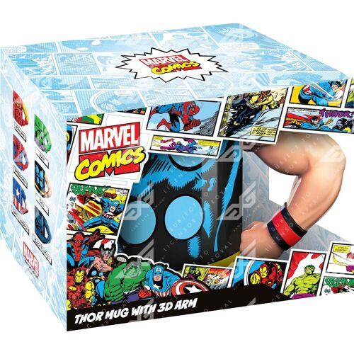 Tasse »Thor Tasse 3D Arm«