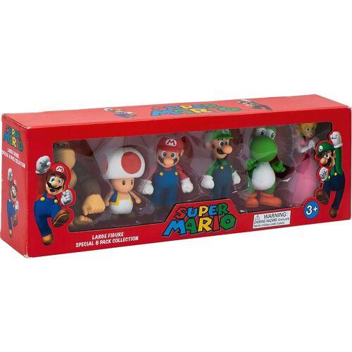 ak tronic Sammelfigur »Super Mario Figuren 6er Pack«