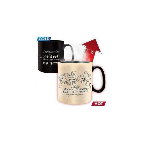 Harry Potter Tasse »Tasse Marauder (Thermoeffekt) 460ml«