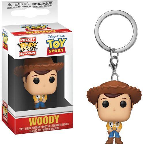 Funko Schlüsselanhänger »POP! Schlüsselanhänger - Toy Story - Woody«