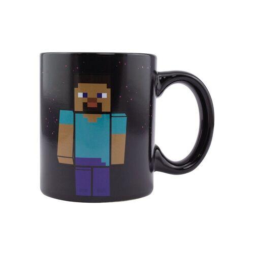 Minecraft Tasse »Farbwechselbecher Enderman«