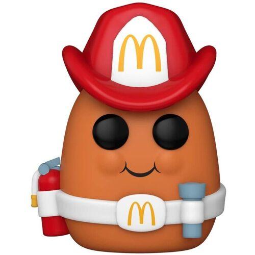 Funko Actionfigur »Ad Icons - Mc Donalds - Fireman McNugget #112«