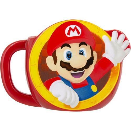 Paladone Dekobecher »Super Mario - Mario 3D Becher«