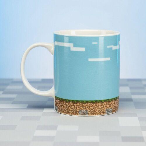 Minecraft Tasse »Becher Build a Level«