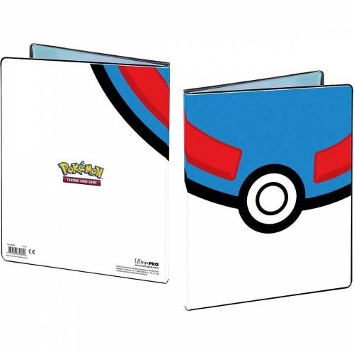 AMIGO Sammelkarte »Pokémon Great Ball 9-Pocket Portfolio«