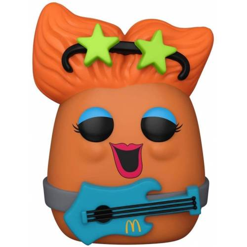 Funko Actionfigur »Ad Icons - Mc Donalds - Rockstar McNugget #113«