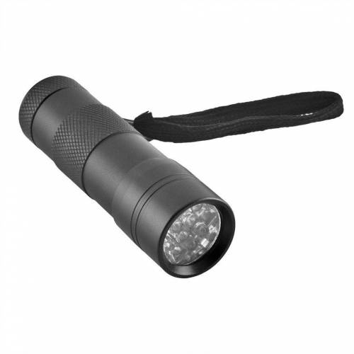 GEORGES LED Taschenlampe »LED UV Taschenlampe 12 LED´s - OHNE Batterien«