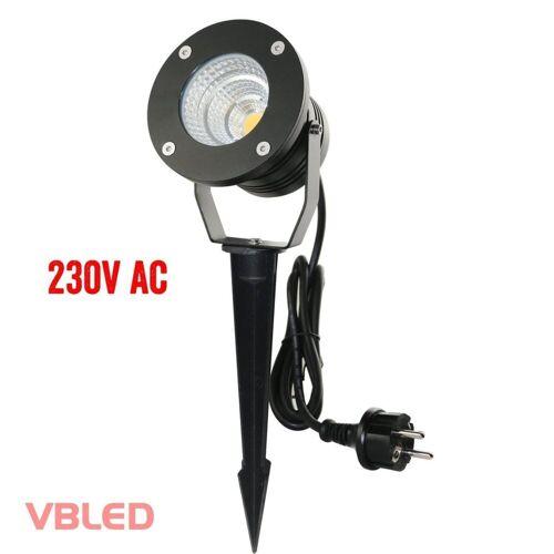 VBLED LED Gartenstrahler »LED Gartenstrahler 10W 230V«