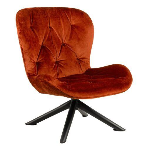 ebuy24 Relaxsessel »Bali Sessel orange.«