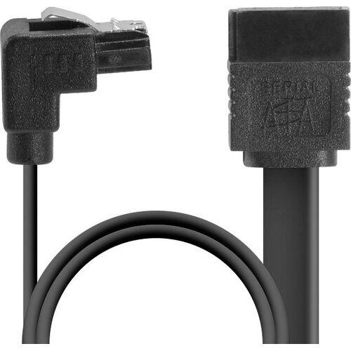 Speedlink »SATA 3 Datenkabel für HDD/SSD 0,45m« Computer-Kabel, SATA, (45,00 cm)