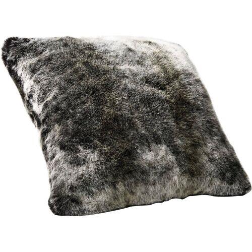 Star Home Textil Dekokissen »Luchs«, besonders weich, hochwertig, grau