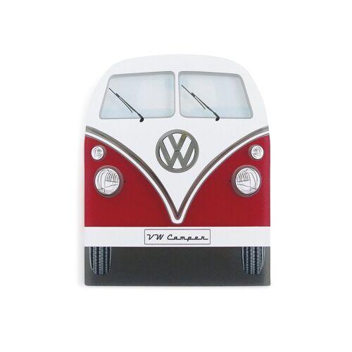 VW Collection by BRISA Eiskratzer VW Bulli T1/T2/T3 & Käfer, Bus T1/Rot