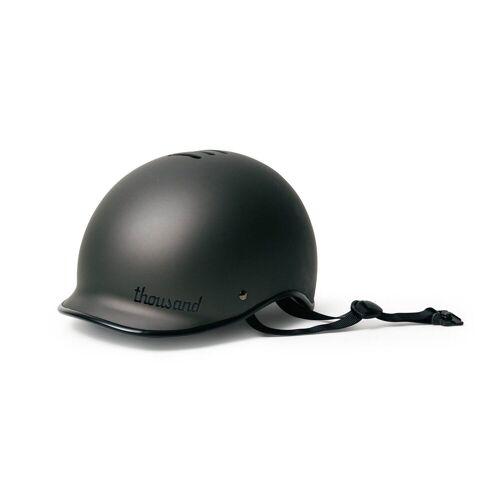 Thousand Fahrradhelm »Heritage Helm«, Stealth black