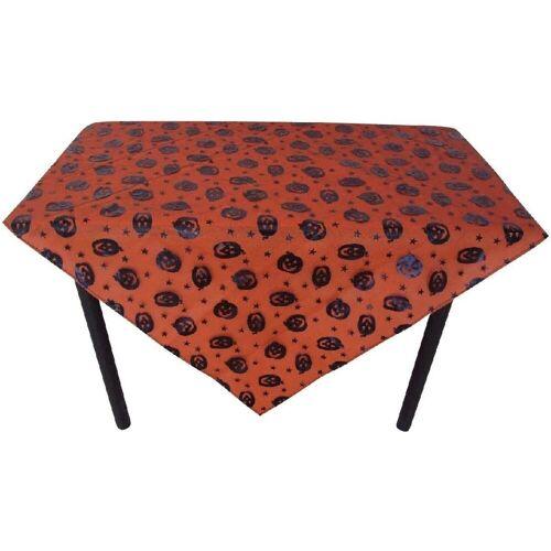 JOKA international Tischdecke »Tischdecke Halloween Kürbis orange/schwarz«