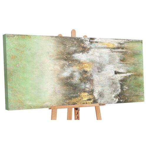ART YS-Art Gemälde »Ruhe vorm Sturm PS088«