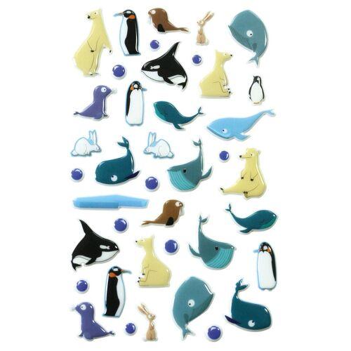 maildor Sticker »Wale«, 30 Stück