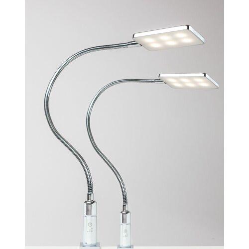 kalb Bettleuchte »4W LED Bettleuchte Leseleuchte Flexleuchte Nachttischlampe Bettlampe Leselampe«