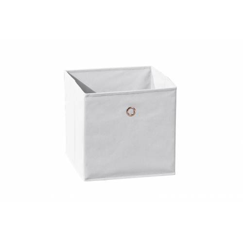 ebuy24 Aufbewahrungsbox »Wase Aufbewahrungsbox weiss.«