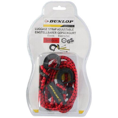Dunlop »Gepäckgurt einstellbar Gepäckgurt einstellbar« Gepäck-Halterung, Rot
