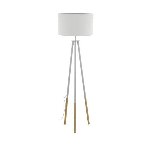 Licht-Trend Stehlampe »Feira Braun, Weiß«