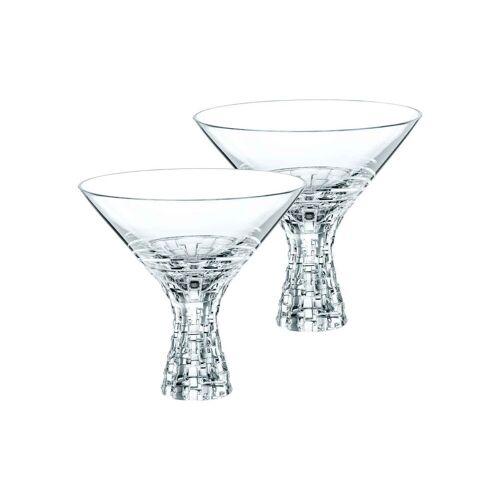 Nachtmann Martiniglas »Bossa Nova Martinigläser 2er Set« (2-tlg)