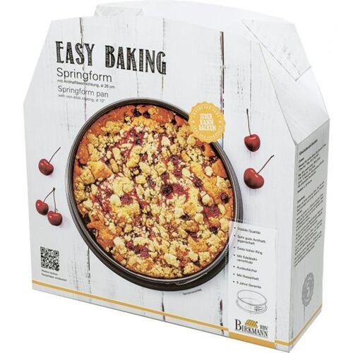 Birkmann Springform »Easy Baking 1 Boden 26 cm«