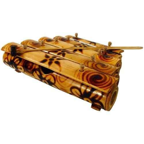 Guru-Shop Spielzeug-Musikinstrument »Tisch Klangspiel, Musik Percussion Rhythmus..«