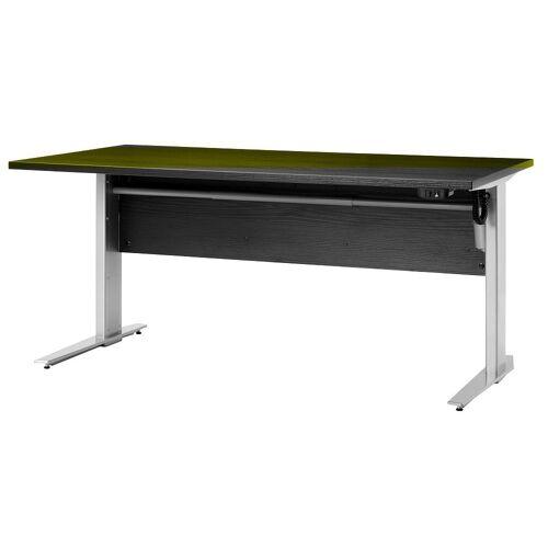 ebuy24 Schreibtisch »Prisme Schreibtisch B elektronisch heben/senken Sc«