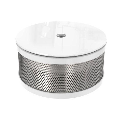 CORDES Rauchmelder (Mini Rauchwarnmelder CC-7 + 10J. Batterie Rauchmelder Feuer Brand Melder)
