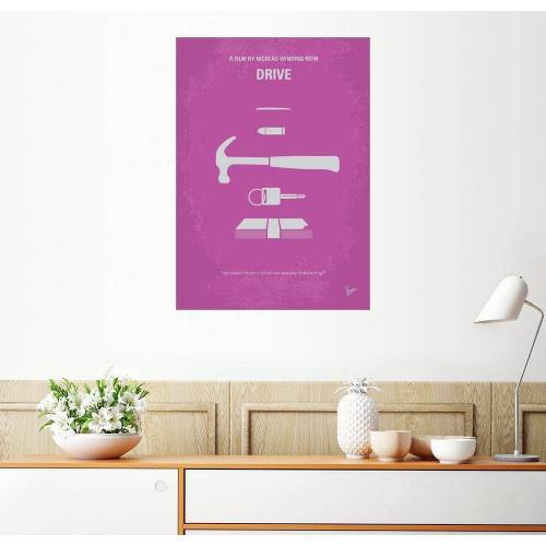 Posterlounge Wandbild, Premium-Poster Drive