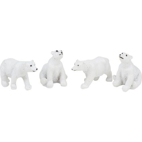 VBS Dekofigur »Eisbär Irene«, 4 Stück