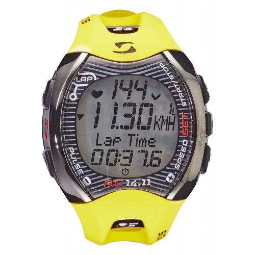 Sigma SPORT Fitnesstracker »RC 14.11 Laufuhr«, gelb