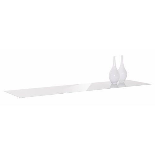 nolte® Möbel Abdeckplatte »Alegro Style«, Glasabdeckplatte, Breite 160 cm, weißglas