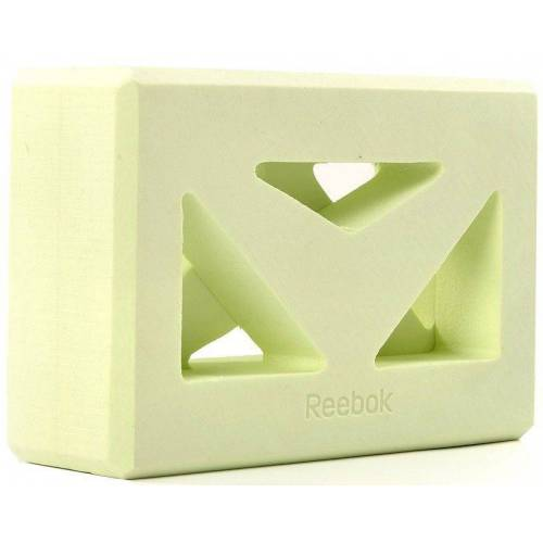 Reebok Yogablock »Shaped Yoga Block«, grün