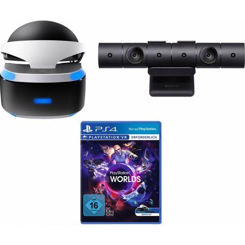 PlayStation 4 , VR + Kamera + VR Worlds