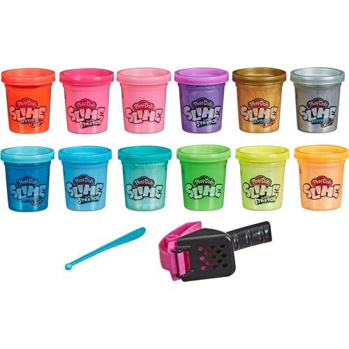 Hasbro Knete »Play-Doh - 12 Slime Vielfalt Pack«
