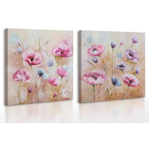 ART YS-Art Gemälde »Frühlingsduft 089«