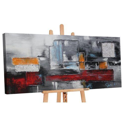 ART YS-Art Gemälde »Abstraktion«