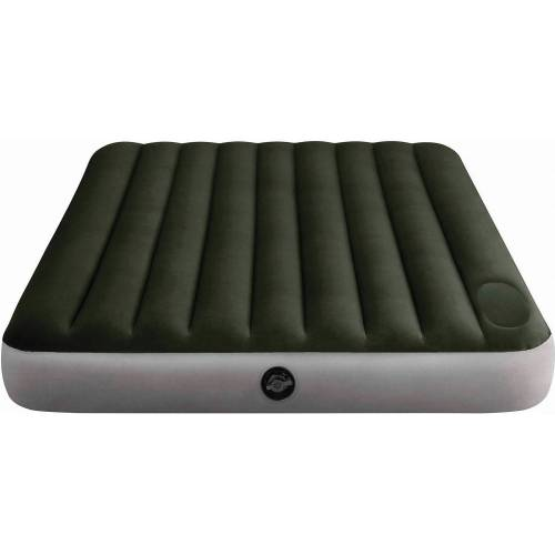 Intex Luftbett »Luftbett DuraBeam Full, mit Fußpumpe«