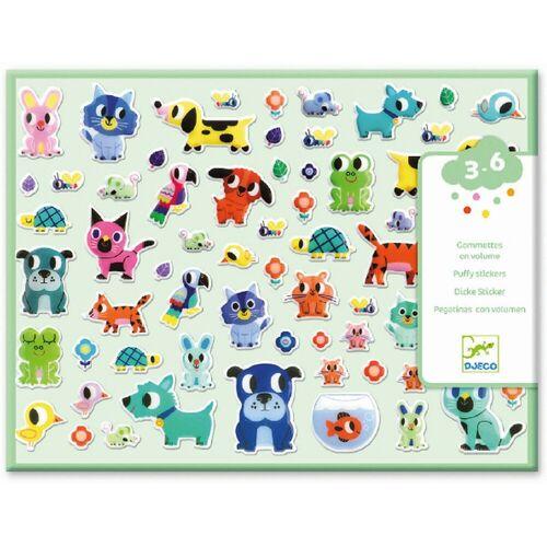DJECO Sticker »Sticker - Meine kleinen Freunde«