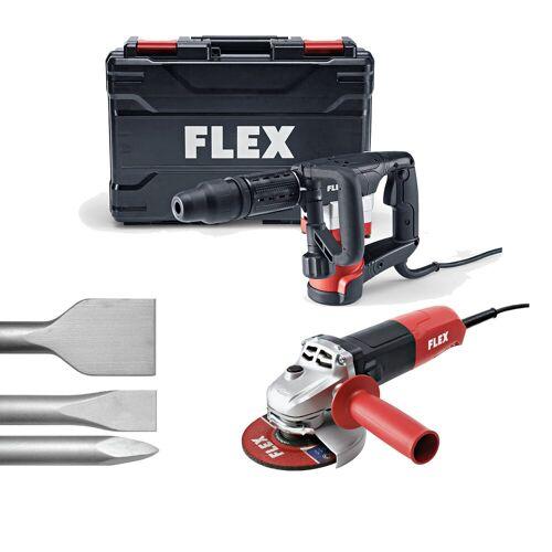 Flex Werkzeugset »DH5 SDS-Max«