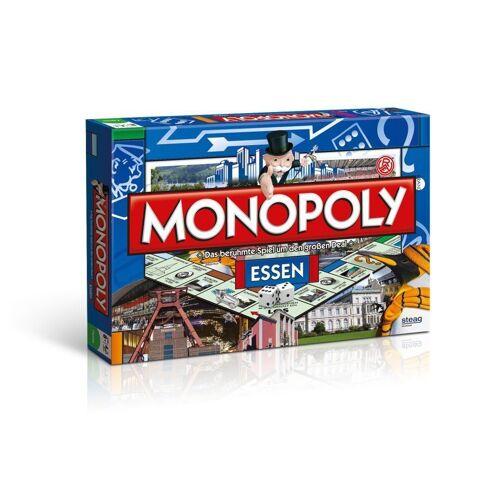Winning Moves Spiel, Brettspiel »Monopoly Essen«