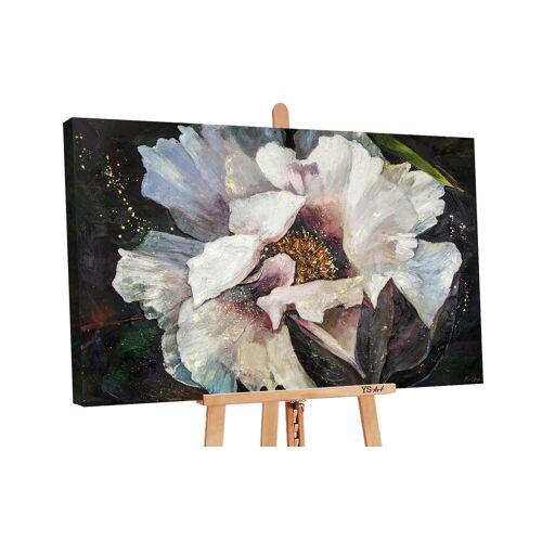 ART YS-Art Gemälde »Pfingstrosen II PS106«