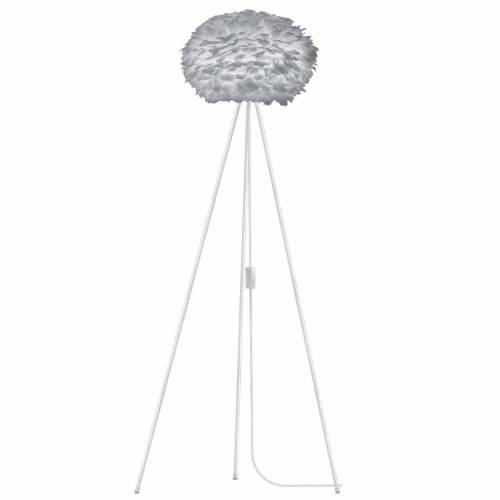 Umage Stehlampe »/ VITA Stehleuchte Eos light grey für A++ bis E inkl. Tripod weiss D 45 cm Tripod H 109 cm Lampe«