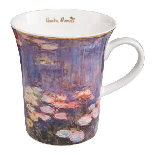 Goebel Becher »Seerosen II Artis Orbis Claude Monet«