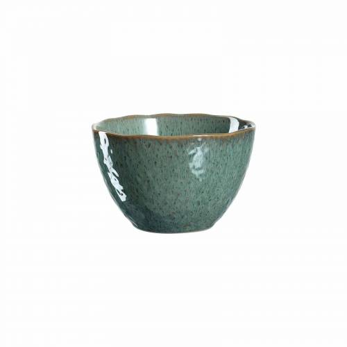 LEONARDO Schale »MATERA Keramikschale 15,3 cm grün«, Keramik, (1-tlg)