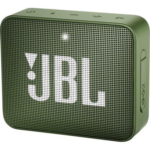 JBL GO 2 Portable-Lautsprecher (Bluetooth, 3 W), grün