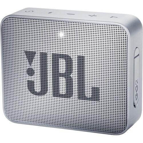 JBL GO 2 Portable-Lautsprecher (Bluetooth, 3 W), grau