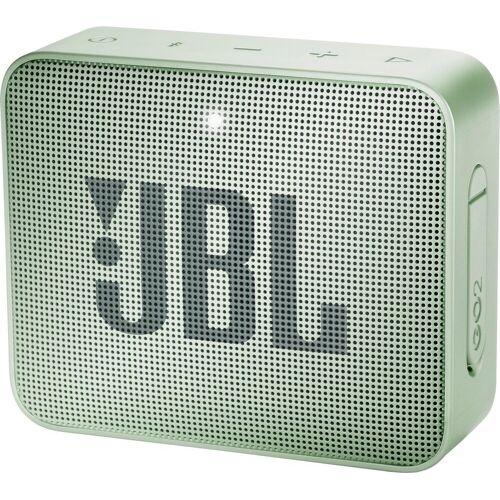 JBL GO 2 Portable-Lautsprecher (Bluetooth, 3 W), mint
